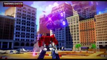 Transformers Exclusive game announcement from Platinum Games