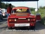 Skoda S100 rally car (driver: Tibor Lakatos)