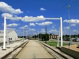 South Shore Line Arrives in South Bend Indiana