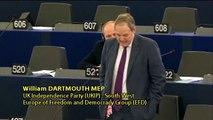 EU external gravy train serving no real function - @UKIP MEP William Dartmouth