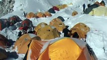 Tibet: Murder In The Snow - Disco Phil Climbing