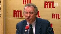 """François Bayrou ironise sur l'humour """"extrêmement raffiné"""" de Nicolas Sarkozy"""