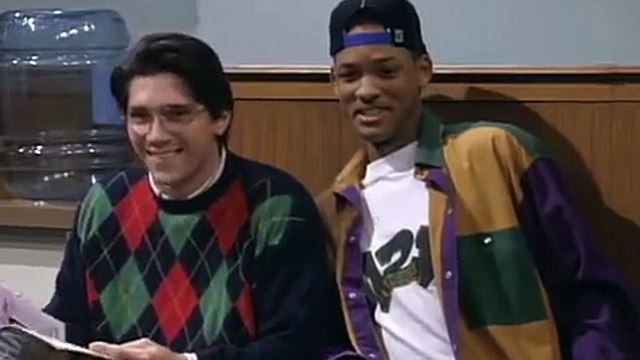 The Fresh Prince of Bel Air - Will and Keith, pick up line