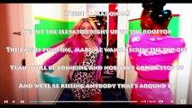 Madonna - Bitch I'm Madonna ft. Nicki Minaj (LYRICS)