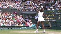 Wimbledon 2009 Final - Serena Williams vs Venus Williams