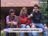 Reportaje Madrid Directo. Jabalíes en La Navata