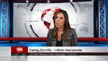 Entretien avec Candy Duval, directrice des ressources humaines France, Hilton Worldwide