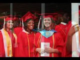 Talladega HS Graduation w/ Condoleezza Rice