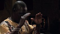 How To Play the Djembe with Master Drummer: M'Bemba Bangoura