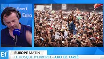Grande Boucle, Grèce, Guignols... Voici le zapping matin !