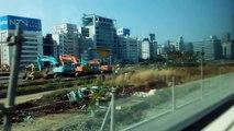 【上野東京ライン】品川~新橋の車窓【常磐線】(2015.04)
