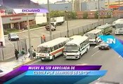 Joven contadora fue asesinada por barristas de club de fútbol (América Noticias 26-10-09)