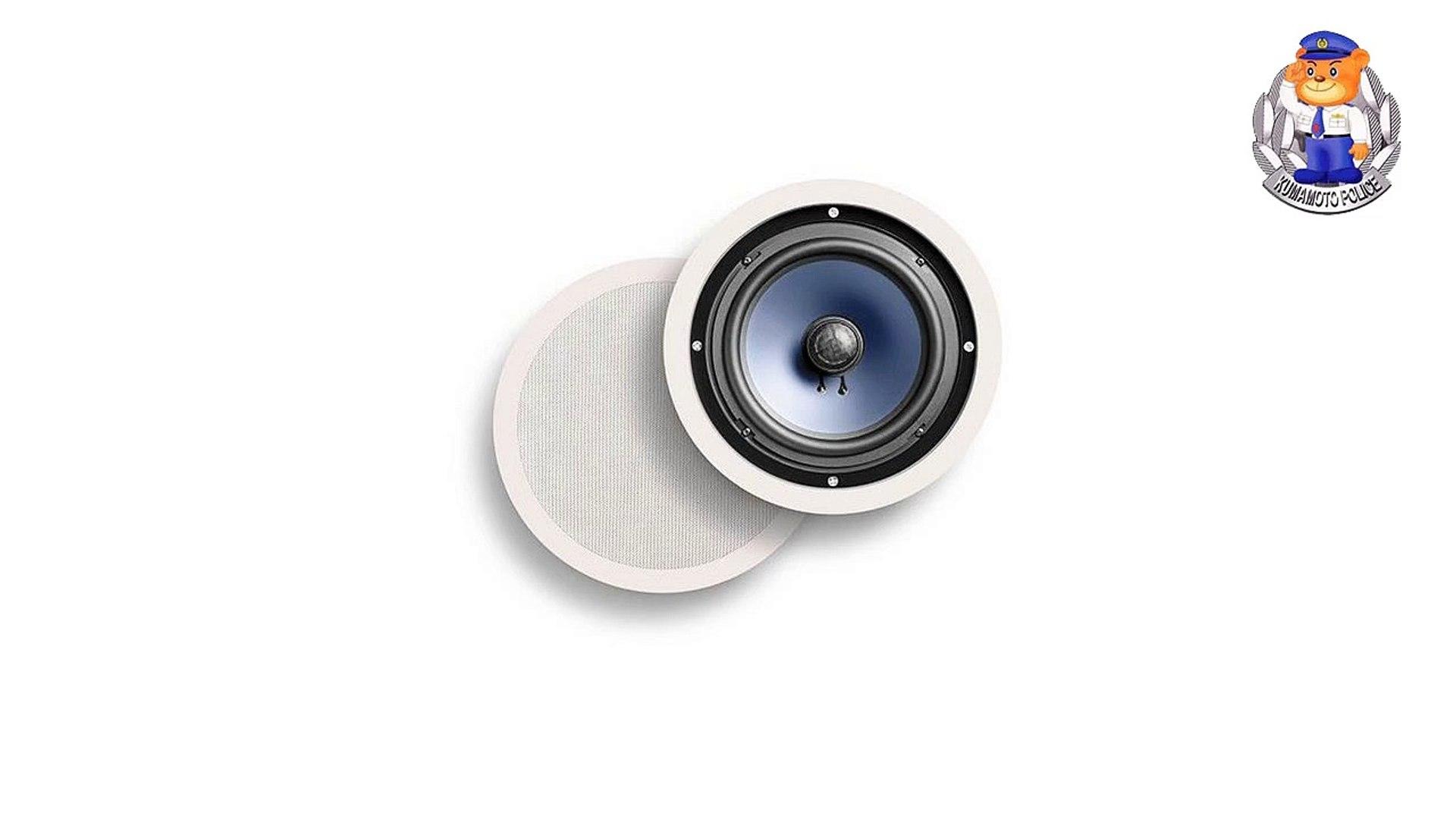 """/""""Polk Audio RC60i 2-Way In-Ceiling  Speakers Pair White/"""""""