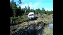 Самая экстремальная дорога России / Real Russian roads
