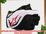 Alpinestars Pro-Light Cycling Short Finger Glove - White Large