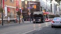 New Toronto TTC Streetcar In Film Shoot Toronto Tr