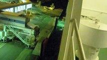 2009-11-15 大阪〜宮崎フェリー「おおさかエキスプレス」乗船〜出港