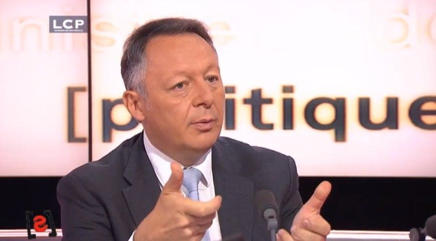 PolitiqueS : Thierry Braillard, Secrétaire d'État aux Sports   Godialy.com