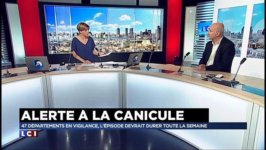 Canicule, pollution, santé : les solutions de Bernard Jomier Maire Adjoint de Paris