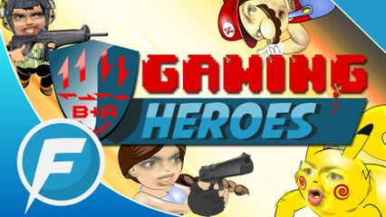 BANDE ANNONCE GAMING HEROES