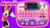 Minnie Mouse Learn Spanish ABC's Games & Colors Disney Junior Tabletop Fun Kids Toys