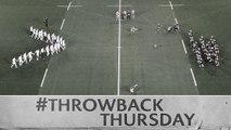 TBT: All Blacks haka faces French arrow in RWC 2011 final