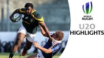 HIGHLIGHTS: South Africa 31-18 France to finish third in World Rugby U20s
