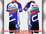 Buyee cycling jerseys men shirt short-sleeved suit bike clothing   cycling pants Professional