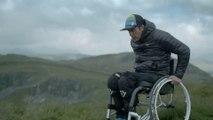 Cycliste cascadeur paralysé remonte à vélo - Martyn Ashton - Back On Track