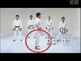 Sensei Tatsuya Naka . Shotokan Karate-Do Base . JKA