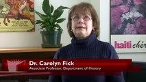 Haiti rebuilding efforts - Carolyn Fick