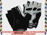 Pearl Izumi Men's Elite Gel-Vent Glove Black black Size:XXL
