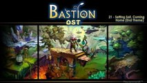 Bastion [OST] - 21 - Setting Sail, Coming Home (End Theme)
