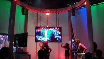 E3 2010: Dance Central Kinect Harmonix Dancer Demonstration Beastie Boys - Body Movin'