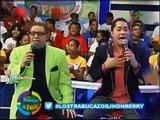 Los trabuscazos de Jhon Berry en con Domingo y El Pacha 1123 2013