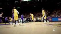NBA 2K15 PS4 1080p HD Los Angeles Lakers-Sacramento Kings Mejores jugadas