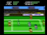 Super Dodge Ball NES 2-Players
