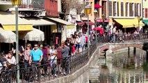 Annecy, the Venice of Savoie- Haute Savoie Region, France