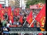 Grecia: a 48 horas del referéndum, Atenas vive momentos decisivos