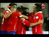 Chile 4 - Nigeria/Bolivia 2 Clasificatorias Brasil 2014 Relatos Chilevisión.