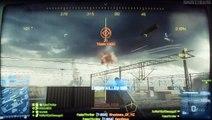 Battlefield 3 :: Severe Spawn Trap on Noshahr Canals (Gameplay/Commentary)