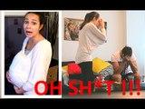 Pregnant Girlfriend Prank Backfires!