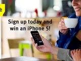 Win een iPhone 5 - Win een Iphone 5!