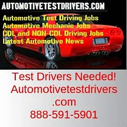 Test Driving Jobs In Bakersfield CA | Autotestdrivers.com | 888-591-5901