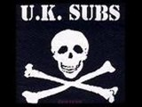 uk subs - i live in a car
