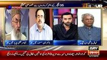 Nawaz Sharif hamesha dhadnli karke aate hain aur PTI 35 punctures leke bethi hai - 35 Punctures character Aga Murtaza