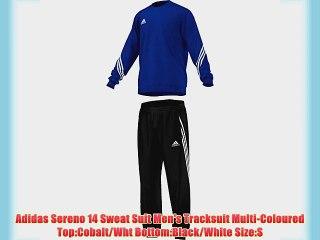 adidas Herren Trainingsanzug Sereno 11 Sweat