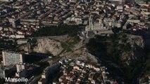La Provence vue du ciel : de Martigues à Marseille
