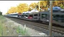 SNCF run by's At Puget sur Argens & Beaune