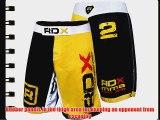 Authentic RDX Shorts UFC MMA Grappling Short Kick Boxing Mens Muay Thai Pants Gym Wear